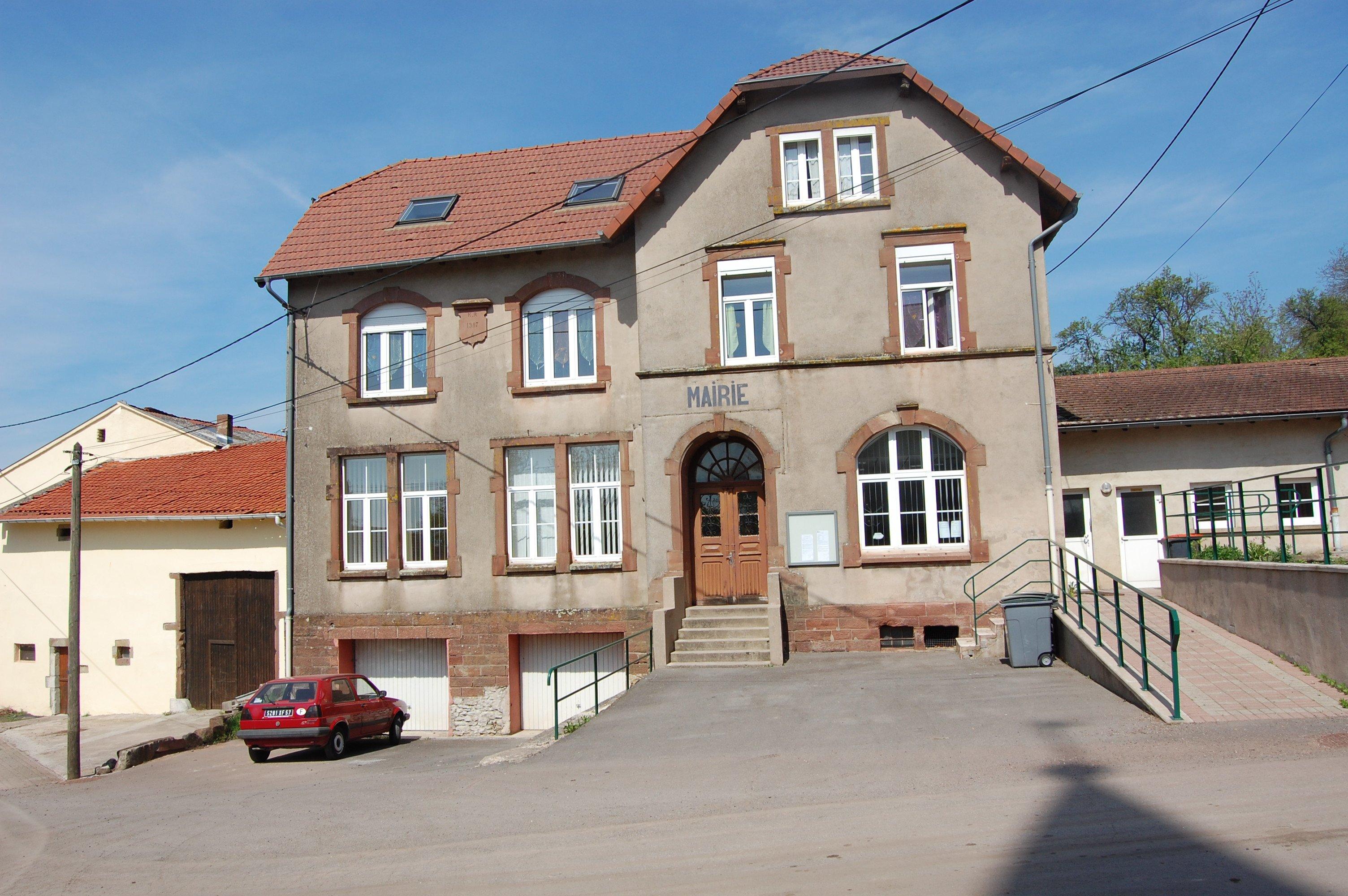 Mairie ecole 2011